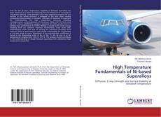 Bookcover of High Temperature Fundamentals of Ni-based Superalloys