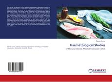 Bookcover of Haematological Studies