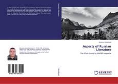 Capa do livro de Aspects of Russian Literature