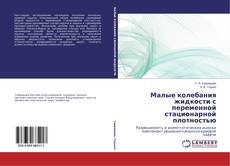 Bookcover of Малые колебания жидкости с переменной стационарной плотностью
