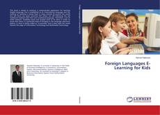 Bookcover of Foreign Languages E-Learning for Kids