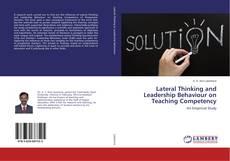 Capa do livro de Lateral Thinking and Leadership Behaviour on Teaching Competency