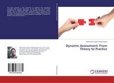 Portada del libro de Dynamic Assessment: From Theory to Practice