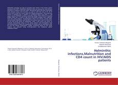 Portada del libro de Helminthic infections,Malnutrition and CD4 count in HIV/AIDS patients