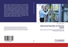 Bookcover of Advanced Quality of Service (QoS)