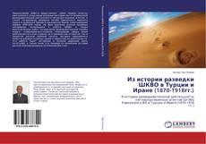 Bookcover of Из истории разведки ШКВО в Турции и Иране (1870-1918гг.)