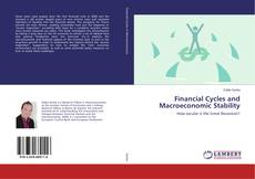 Bookcover of Financial Cycles and Macroeconomic Stability