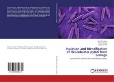 Buchcover von Isolation and Identification of Helicobacter pylori from Sewage
