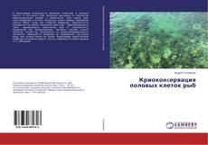 Bookcover of Криоконcервация половых клеток рыб