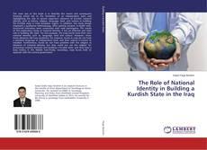 Portada del libro de The Role of National Identity in Building a Kurdish State in the Iraq