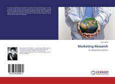 Copertina di Marketing Research