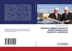 Couverture de Оценка эффективности инвестиционного проекта в регионе
