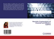 Copertina di Heuristic Cryptanalysis of Classical and Modern Ciphers