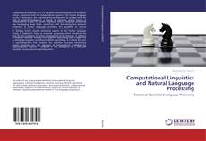 Computational Linguistics and Natural Language Processing kitap kapağı