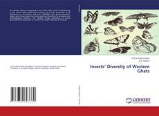 Copertina di Insects' Diversity of Western Ghats