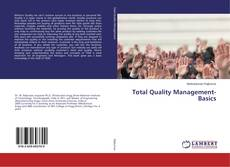 Bookcover of Total Quality Management- Basics