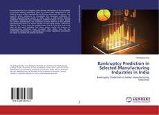 Обложка Bankruptcy Prediction in Selected Manufacturing Industries in India