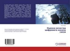 Copertina di Оценка качества цифрового канала связи