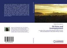 Bookcover of Oil Price and Unemployment