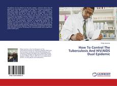 Bookcover of How To Control The Tuberculosis And HIV/AIDS Dual Epidemic