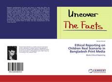 Buchcover von Ethical Reporting on Children Real Scenario in Bangladesh Print Media