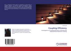 Bookcover of Coupling Efficiency