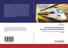 Capa do livro de Financial Performance Analysis of Indian Railways