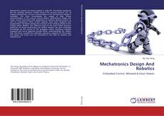 Capa do livro de Mechatronics Design And Robotics