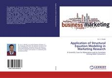 Portada del libro de Application of Structural Equation Modeling in Marketing Research