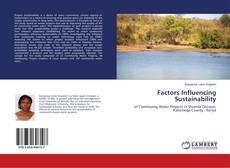 Copertina di Factors Influencing Sustainability