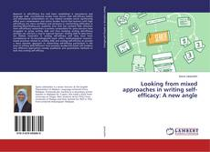 Couverture de Looking from mixed approaches in writing self-efficacy: A new angle