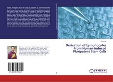 Buchcover von Derivation of Lymphocytes from Human induced Pluripotent Stem Cells