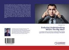 Borítókép a  Enduring Understandings What's The Big Idea? - hoz