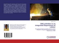 Portada del libro de OHS activities in an integrated Department of Labour