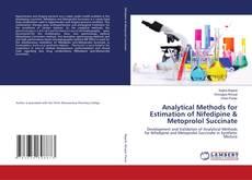 Capa do livro de Analytical Methods for Estimation of Nifedipine & Metoprolol Succinate