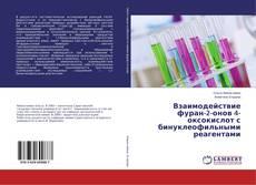 Buchcover von Взаимодействие фуран-2-онов 4-оксокислот с бинуклеофильными реагентами
