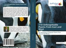 Copertina di 110 Unforgettable Poems From East and West