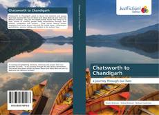 Bookcover of Chatsworth to Chandigarh