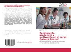 Buchcover von Rendimiento académico y motivación en el curso Química General