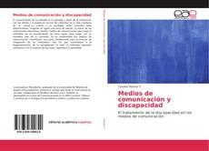 Medios de comunicación y discapacidad kitap kapağı