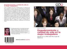 Portada del libro de Empoderamiento y calidad de vida en la mujer trabajadora