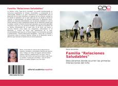 "Capa do livro de Familia ""Relaciones Saludables"""