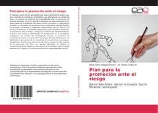 Portada del libro de Plan para la promoción ante el riesgo