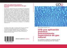 Portada del libro de CFD una aplicación práctica: procesamiento supersónico de gas natural