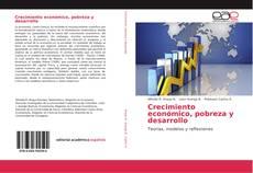 Обложка Crecimiento económico, pobreza y desarrollo