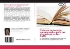 Borítókép a  Sistema de trabajo metodológico para las disciplinas en las SUMs - hoz