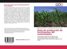 Bookcover of Ruta de producción de fertilizantes NP sustentables