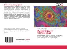 Matemática y Complejidad的封面