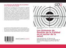 Buchcover von Los Sistemas de Gestión de la Calidad en el sector de la salud