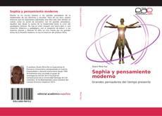 Sophia y pensamiento moderno kitap kapağı